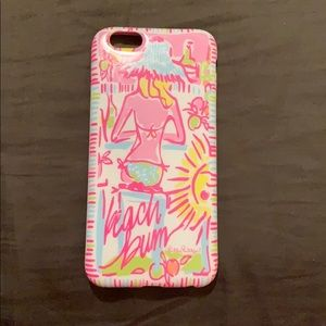 Lilly Pulitzer iPhone 6s case